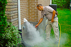 Dryer vent cleaning, installation and repair for Montreal, Laval, North Shore, South Shore.